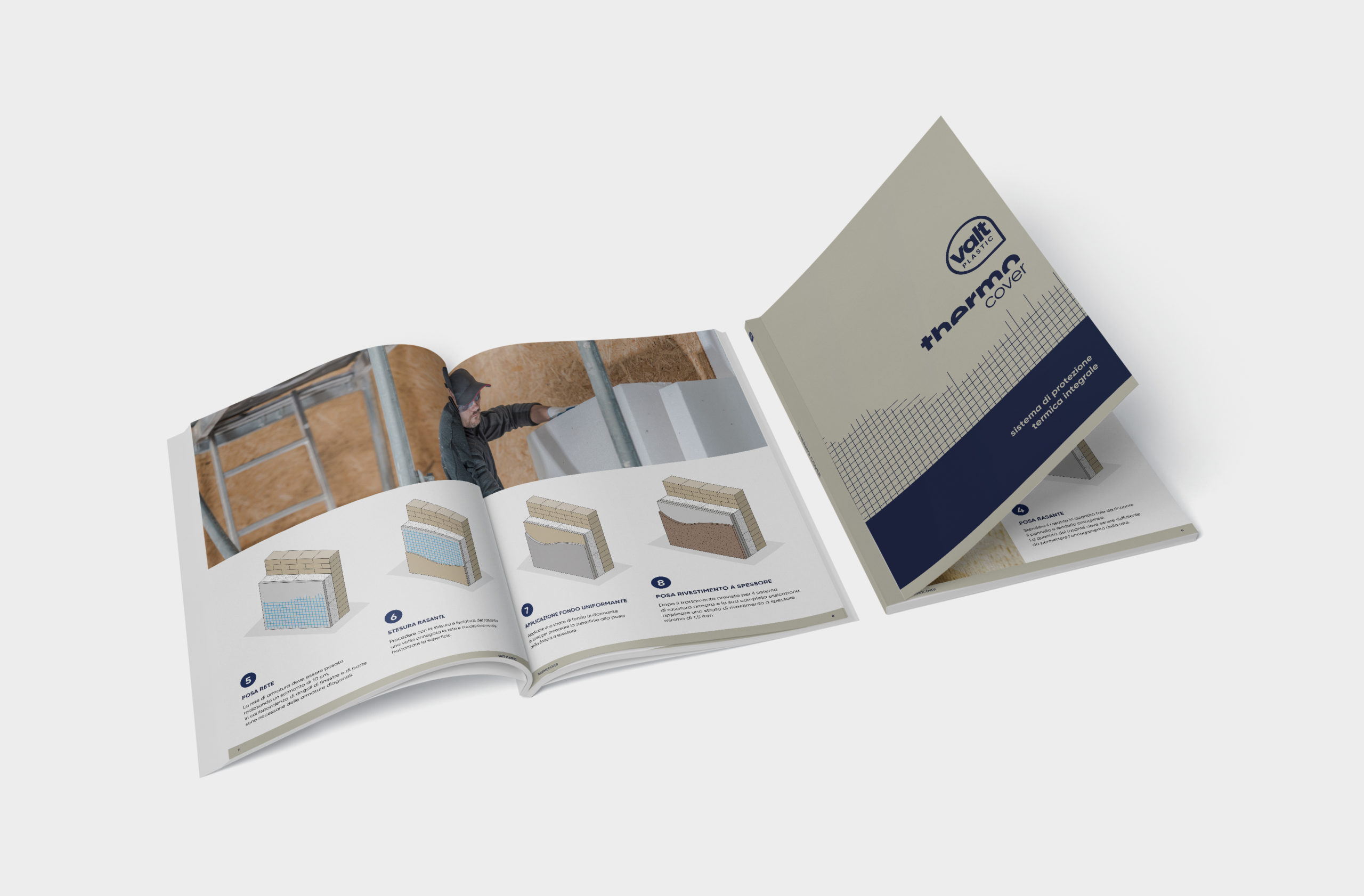 Valt Plastic Thermo Cover Brochure